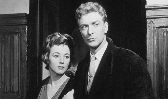 some of Michael Caine's earliest film work