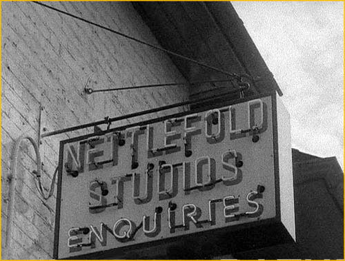 SPOTLIGHT ON NETTLEFOLD STUDIOS