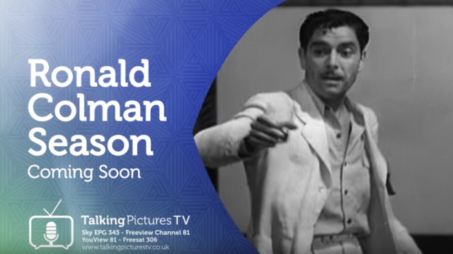 Ronald Colman Season