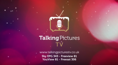 Merry Christmas from Talking Pictures TV