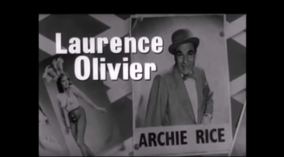 The Entertainer (1960) on Talking Pictures TV