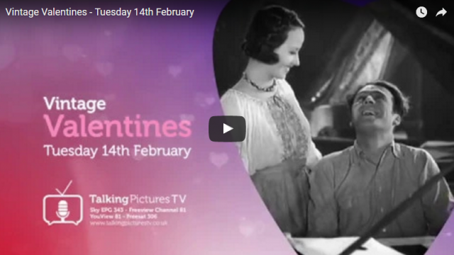 Vintage Valentines - Tuesday 14th February
