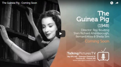 The Guinea Pig on Talking Pictures TV